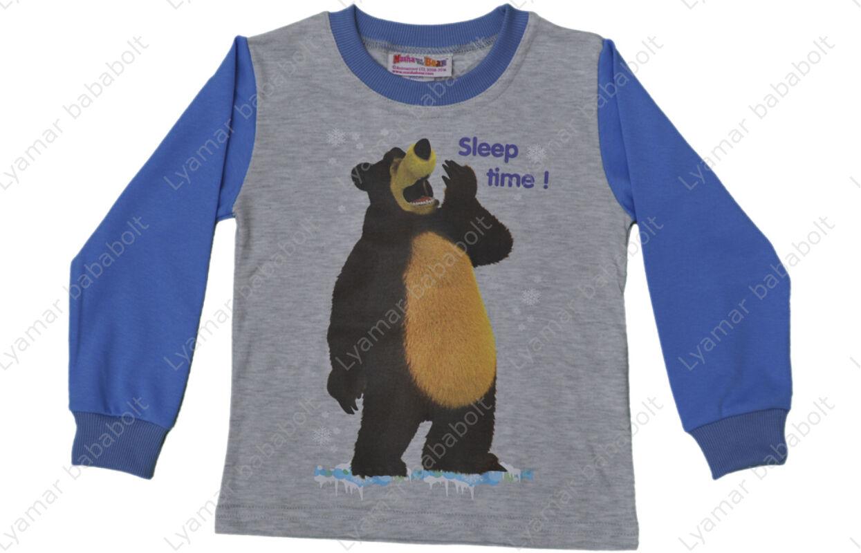 Mása és a Medve fiú pizsama (Méret  98-122) - Hálózsák 07fbb13de6