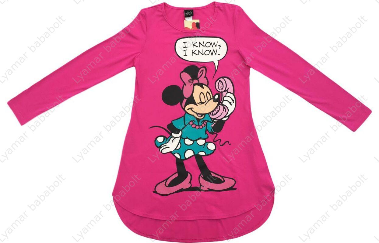 c15335be11 Anya-lánya szett, Disney Minnie - tunika + szoknyás body