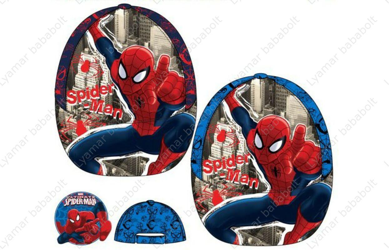 gyerek-baseball-sapka-pokember-spiderman Kattintson a nagy méretű képért 65583cc344