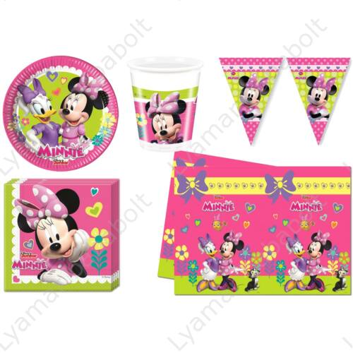 5-reszes-party-szett-disney-minnie