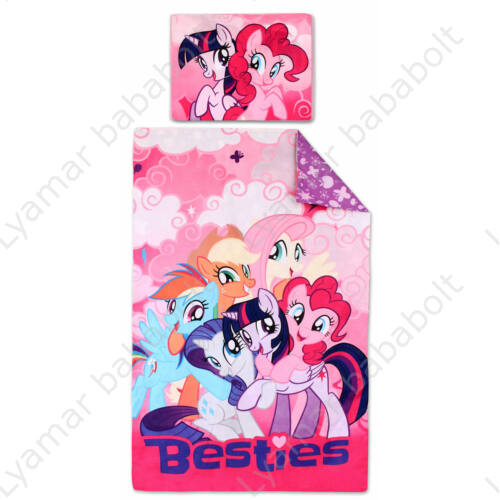 bad7bc3588 Gyerek ágyneműhuzat, My Little Pony ovis 90×140cm, 40×55 cm - Ovis ...