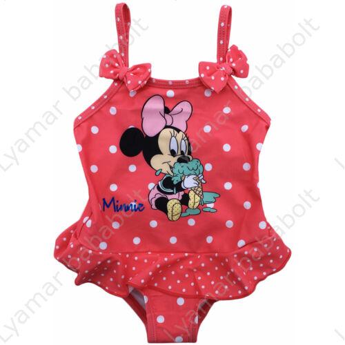Baba fürdőruha úszódressz Disney Minnie (Méret  62-86) e62961bbad