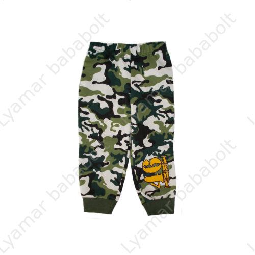 46 Army feliratos terepmintás bélelt hosszú nadrág (méret: 92-146)