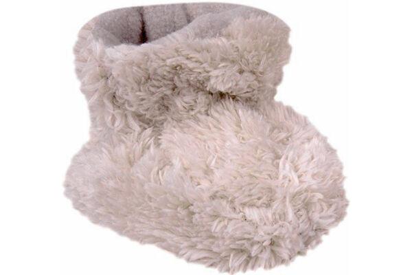 Szőrmés babacipő (Méret 0-12 hó) 8ca3575009